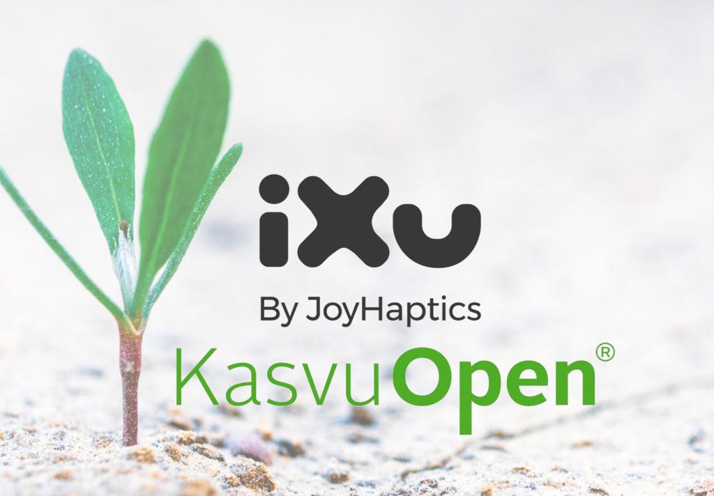 JOYHAPTICS CHOSEN TO THE FUTURE HEALTH AND WELLBEING GROWTH TRACK IN KASVU OPEN